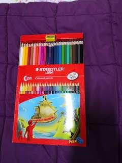 Staedtler colour pencil