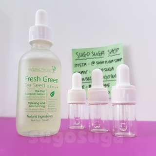 NATURAL PACIFIC Fresh Green Tea Seed Serum (share 5ml/10ml)