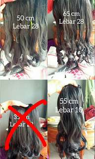 Hairclip wanita fashion