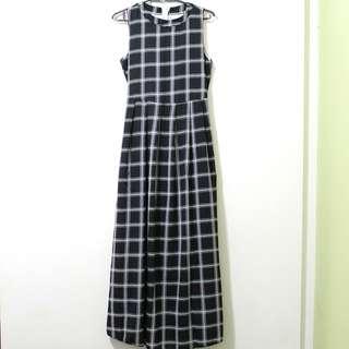 Black Long Dress/Gown