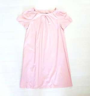 Pink Korea Dress