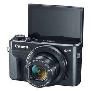 Canon G7X Mark II Camera