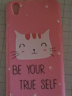 Oppo R9 cute phone case 'be your true self '