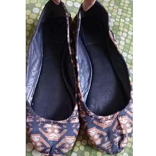 authentic tory burch doll shoes