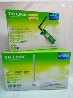 Router + PCI bundle