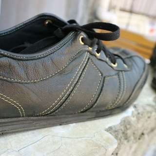 Sepatu Macbeth Brighton leather