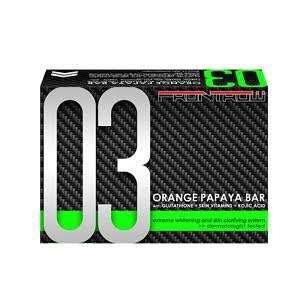 Orange Papaya Bar