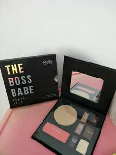 The Boss Babe Make Over (all in one palatte)