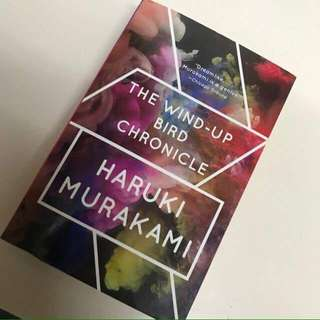 HARUKI MURAKAMI: The Wind-up Bird Chronicle