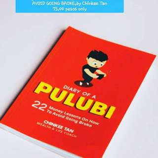 DIARY NG PULUBI by Chinkee Tan