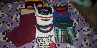 My son preloved items