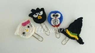 Bookmark (Doraemon,Hello Kitty,Badtz Maru)