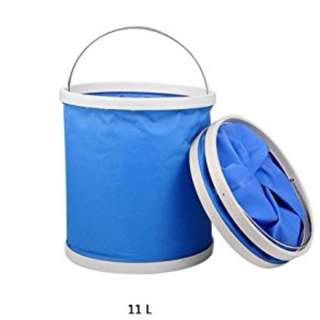 11Liter Collapsible Pale / Blue (Car Wash Accessories)