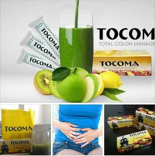 Tocoma and gofit green coffee