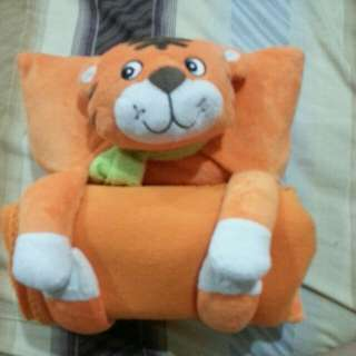 PRELOVED BABY/KID'S PILLOW AND BLANKET