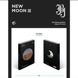 JBJ NEW MOON ( DELUXE EDITION)