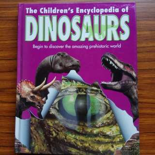 children encyclopedia of Dinosaurs