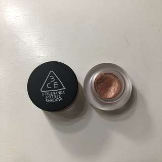 3CE Pot Eyeshadow