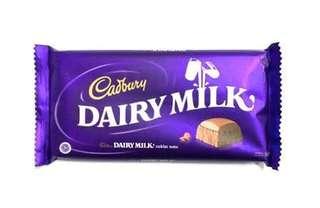 Cadburry Dairy Milk