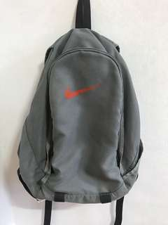 AUTHENTIC Grey Nike T90 Backpack