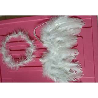 Angel wings for baby