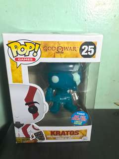 Kratos NYCC Exclusive Funko pop