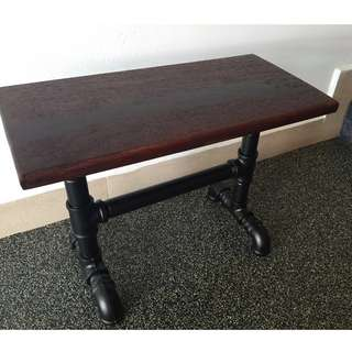 Piped Stool / Industrial