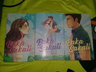 Baka Sakali by Jonaxx (Book 1- Book 3)