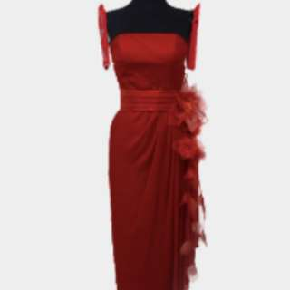 Red Gown (Frederica Fil)