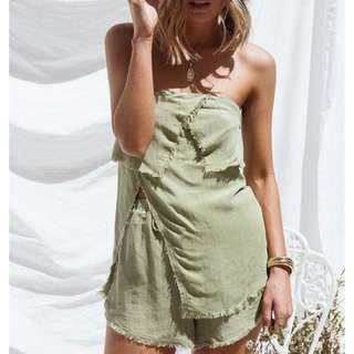 Saboskirt strapless (SOLD OUT)