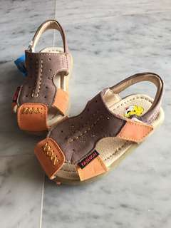 Soft Leather Shoes For Toddler