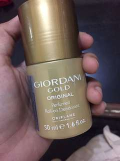 Giordani deodorant roll on