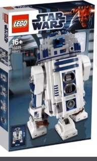 Lego 10225 r2d2
