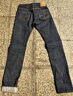 samurai denim s5011xx selvedge size 31 15oz