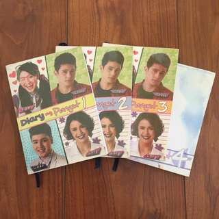 Diary ng Panget (1-4; can also be sold separately)