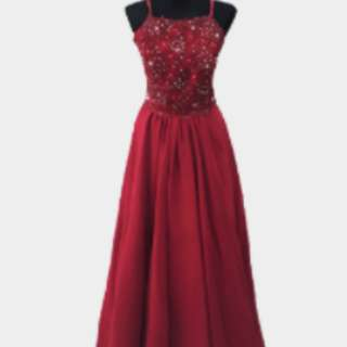 Red Gown (Amber)