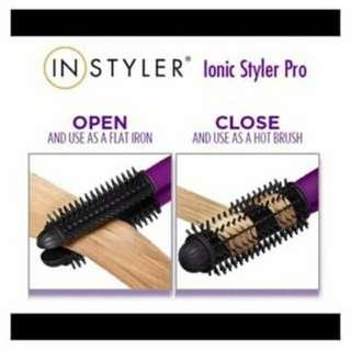 Straightener and curler