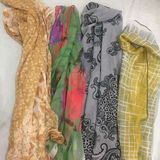 SCARFS (take all for 149)