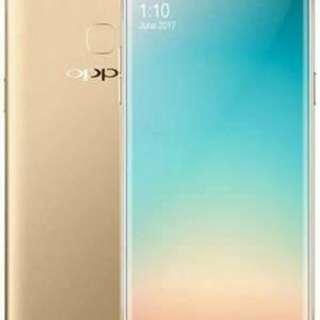 Bisa kredit Handphone OPPO F5 Ram 4 CASHBACK 200K