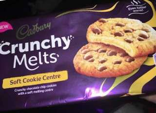 CADBURY SOFT COOKIES CENTRE