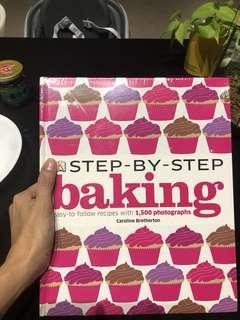 🆕DK Step by Step Baking