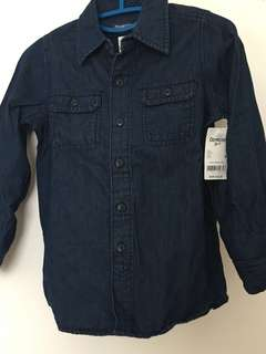 OshKosh Boys Denim Shirt