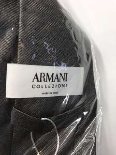 Armani 真絲領呔全新購自意大利