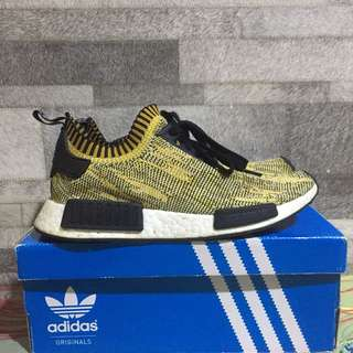 Nmd glitch camo yellow