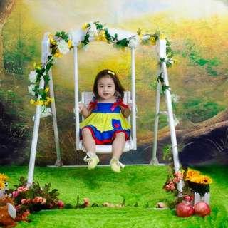 Forever Fair (Snow White inspired dress)