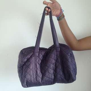 BENCH BAG PURPLE