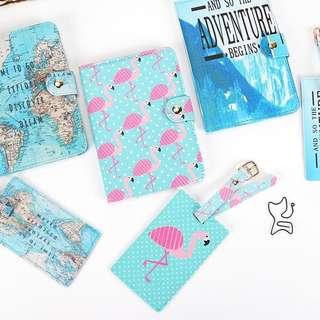 Passport cover/holder