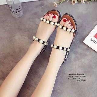 Korean sandals size : 35-39