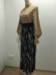 Dorothy Perkins maxi skirt