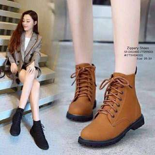 Zippery shoes size : 35-39